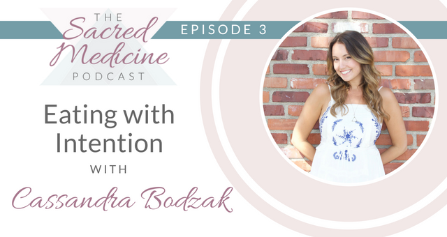 003: Eating with Intention